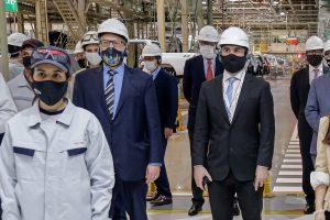 Dos empresas anunciaron inversiones por US$450 millones ante Kulfas y Guzmán