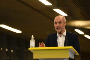 Larreta presentó el Presupuesto 2021: habrá un fuerte ajuste y nuevos impuestos para compensar quita de fondos