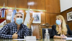 Llaryora busca fortalecer los vínculos de Córdoba con ciudades chinas