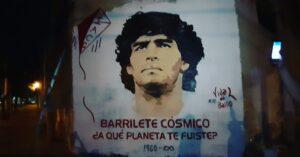 Los últimos minutos de Maradona antes de morir