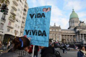El Portal de Belén reafirmó su rechazo al proyecto de legalización del aborto