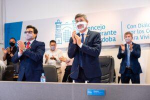 Concejo: ratifican convenio con la Provincia por las obras de cloacas en Villa El Libertador