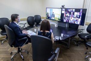 Telesalud superó las 100 mil consultas y se puso en marcha el programa «Telediabetes»
